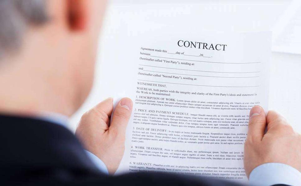 公司合同的分类及管理制度